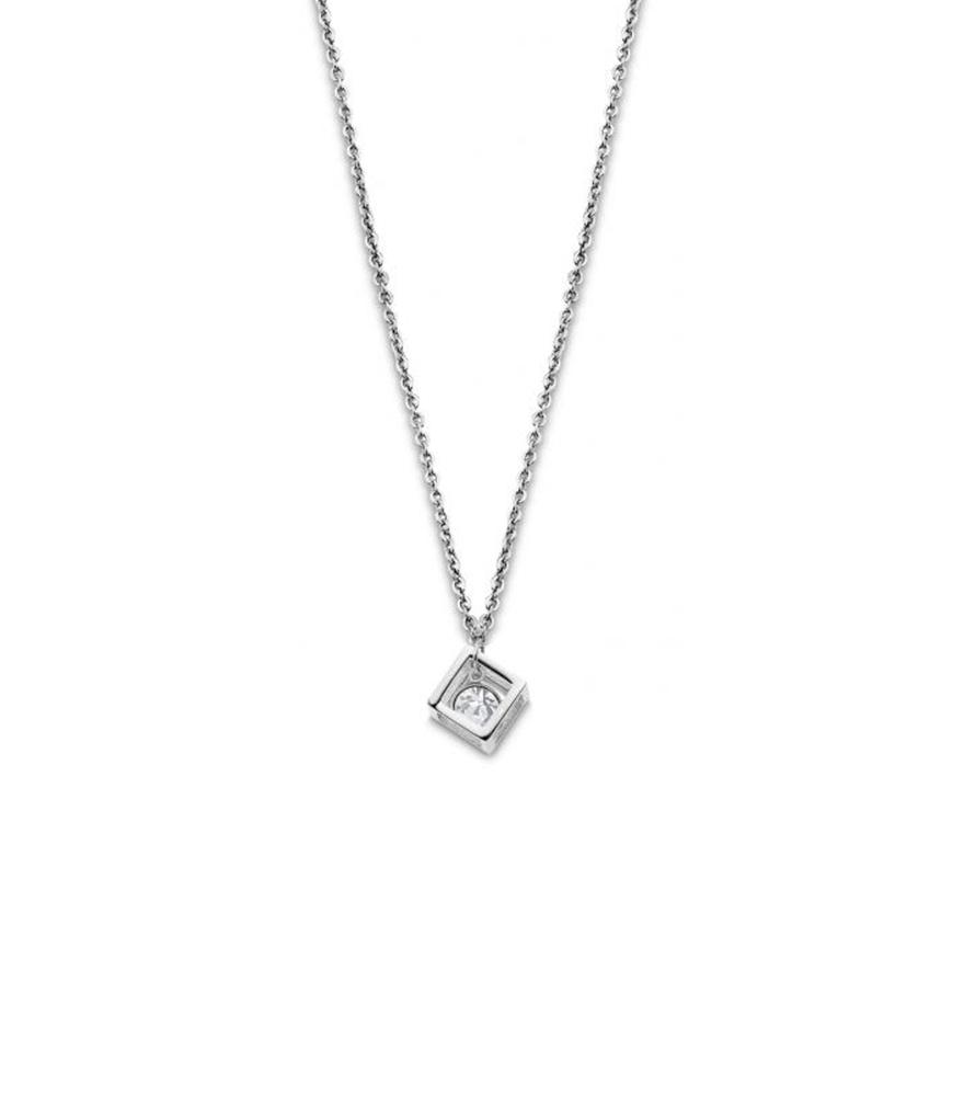 bijoux lotus femme collier