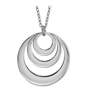 Collier 3 cercles - 3 prénoms