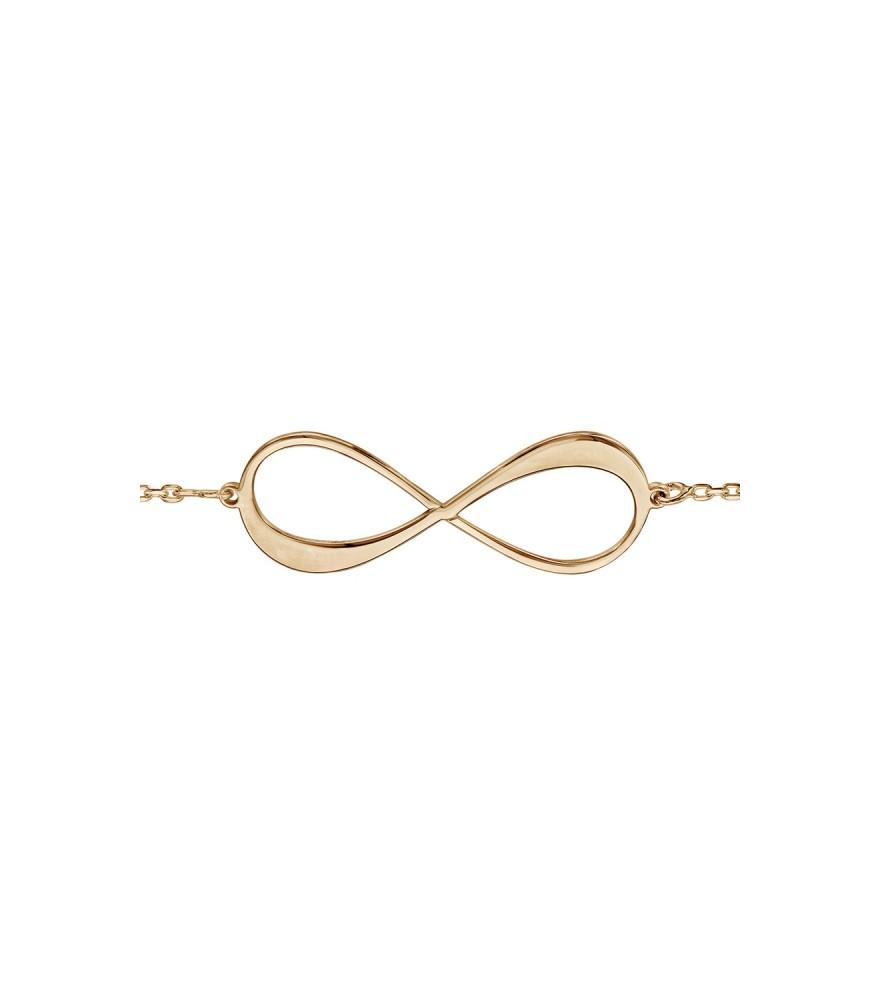 choisir authentique économiser jusqu'à 80% qualité fiable Bracelet infini - 1 ou 2 prénoms