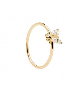 BAGUE BUZZ GOLD PD PAOLA AN01-218 Bijouterie MEYER MARSEILLE